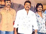 Chiru Family Not Attended For Star Night