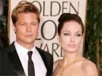 Angelina Good Bye To Brad Pitt