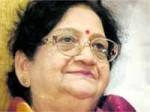 Veteran Actress Anjali Devi
