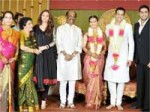 Rajinikanth Daughter Soundarya Weds