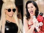 Katy Perry Lady Gaga Lead Mtv Ema