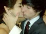 Justin Bieber Caught Kissing Back