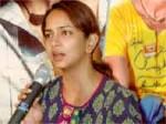 Lakshmi Prasanna Invites Siddharth
