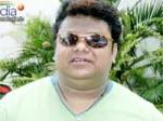 Music Director Chakri Fires On Director 220211 Aid