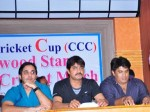 Tollywood Stars Play Cricket Match 300711 Aid