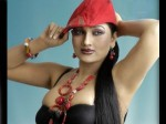 Ramyasree Poses Topless Aid