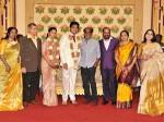 Kamal Rajini At P Vasu Son Marriage 011111 Aid