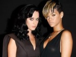 Rihanna Supports Heartbroken Perry Aid