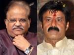 Spb Lends His Voice Balakrishna Aid