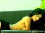 Poonam Pandey Poses Topless Team India Aid