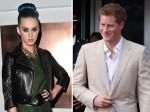 Prince Harry Wants Date Katy Perry Aid