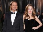 Angelina Jolie Brad Pitt Get Warm Welcome