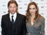 Actor Brad Pitt Angelina Jolie Busy Doing Karaoke