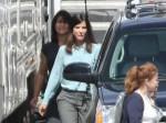 Car Accident On Sandra Bullock S Movie Set