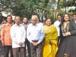 Actress Saritha Son Nithin Kannan Movie Launch