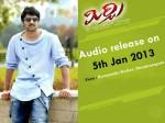 Prabhas S Mirchi Audio Release Poster
