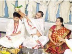 Varun Sandesh Upanayana Performed At Tirumala