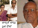 Tollywood Director Bapu S Wife Passes Away