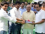 Manam Movie Was Formally Launched