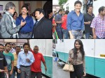 Amitabh Bachchan Shoots With Srk Nag Warrier And Prabhu