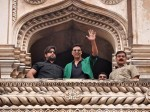Bollywood Hero Akshay Kumar Visits Charminar