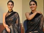 Vaani Kapoor Interview Photos About Aaha Kalyanam Movie