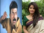Rajashekar Scared Heroine With Gun