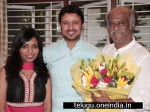 Photos Telugu Actor Raja Abel Invites Rajinikanth His Wedding