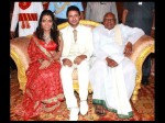 Telugu Actor Raja Amritha Marriage