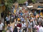 Pawan Kalyan Cutouts Tdp Elections Campaigns