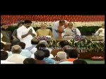 Pawan Kalyan Attends Narendra Modi S Meet At Central Hall