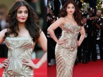 Gorgeous Aishwarya Hails Modi S Victory At Cannes