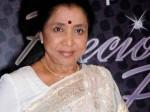 Asha Bhosle S Son Pay Maintenance Rs 40k Ex Wife