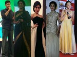 Telugu Stars On Red Carpet At 61st South Filmfare Awards