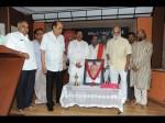 Bapu Condolence Meeting At Film Chamber