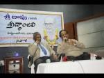 Balasubramaniam About Bapu Andhra University