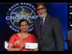 Kbc 8 Gets Its First Female Crorepati Winner