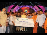 T Town Donates Rs 11 5 Crore To Ap Cm
