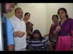 Photos Chakri Family Meets Ktr