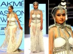 Akshara Haasan Sizzles At The Lakme Fashion Week