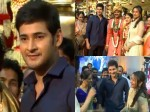 Mahesh Babu At Manchu Manoj S Wedding