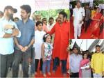 Nt Rama Rao S Family Members Visits Ntr Ghat 045861 Pg
