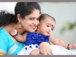 Raasi With Her Daughter Rithima 046476 Pg