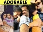 Priyamani Cute Crazy Pictures With Boyfriend Mustufa Raj