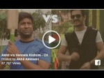 Akhil Akhil Funny Cricket With Vennela Kishore