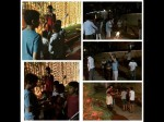 Mahesh S Family Celebrated Diwali