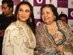 Pregnant Rani Mukerji Hospitalised