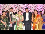 Jayaprada S Son Actor Siddharth S Wedding Reception
