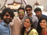 Tollywood Stars At Varun Sandesh Vithika Engagement