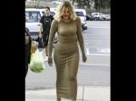 Khloe Kardashian Suffers Wardrobe Malfunction Shows Her Innerwear